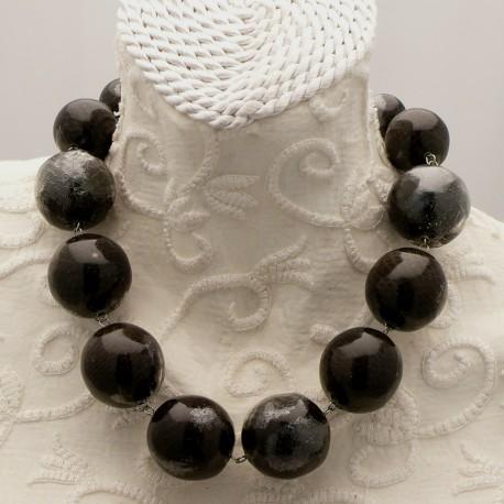 collier-fantaisie-boule-serpent-noir-s30-bijou-createur-manouk-ref-00446