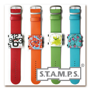 Montres stamps